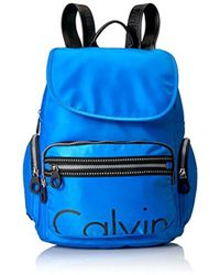 CALVIN KLEIN 205W39NYC - Athliesure Nylon Multi-pocket Backpack - Lyst