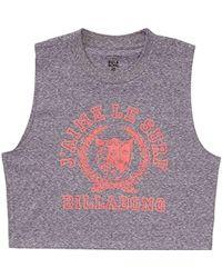 Billabong - Junior's Jaime Le Surf Dylan T-shirt - Lyst