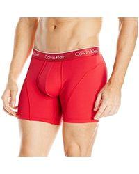 CALVIN KLEIN 205W39NYC - Underwear Air Fx Micro Boxer Briefs - Lyst