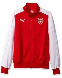 PUMA - Arsenal Fc T7 Jacket - Lyst