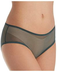 Only Hearts - Whisper Ruched Back Hipster Panty - Lyst