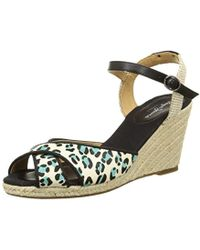 Pepe Jeans - Shark Pony, 's Espadrille Flats - Lyst
