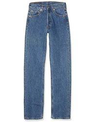 Levi's 501 Original Fit, Coupe-Droite jeans - Bleu