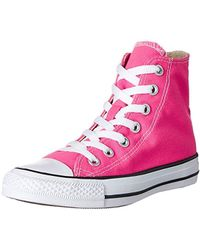 e8bffdaa2a0c Converse - Unisex Adults  Chuck Taylor All Star Hi-top Trainers - Lyst