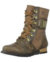 Sorel - Major Carly Snow Boot - Lyst