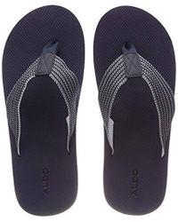 80d5f1f0112 Lyst - Men s ALDO Sandals Online Sale