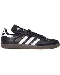 e0dc36e19977 Adidas   s Samba Classic Og Low-top Sneakers in Black for Men - Lyst