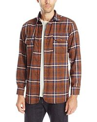 Pendleton - Long Sleeve Fitted Buckley Shirt - Lyst