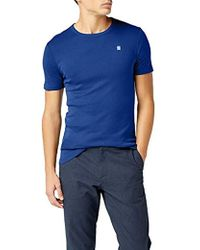 G-Star Raw Wyllis R T S s T-shirt in Blue for Men - Lyst 5abe78b2bb1