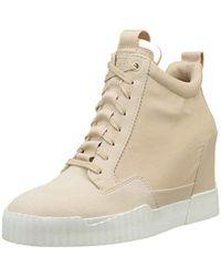 G-Star RAW - Damen Rackam Core Wedge Hohe Sneaker - Lyst