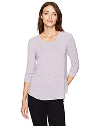 Guess - Long Sleeve Oasis Tee - Lyst