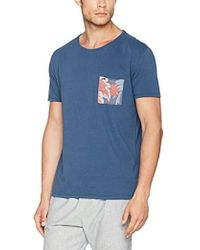 713ca6154ea6 Tommy Hilfiger 'collegiate' T-shirt in Red for Men - Lyst