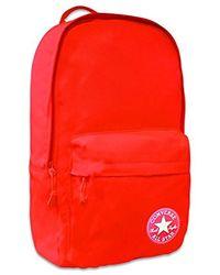 c07c074248 Converse - Original Donna Backpack Arancione - Lyst