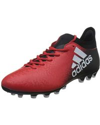 f2b1ab6646e0 adidas F10 Mg Men s Football Boots In Red in Red for Men - Lyst