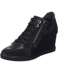 Comprar Zapatos de salón con cuña Geox de mujer desde 35 € dbcbe39dd22e