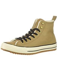 a1ffb3e299c4 Converse - Unisex Adults  Chuck Taylor All Star Hiker Boot Hi-top Trainers -