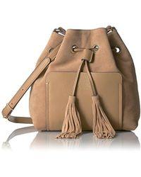 Vince Camuto - Elsie Drawstring Bucket Bag - Lyst