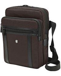 Victorinox - Werks Professional Crossbody Tablet Bag Laptop Messenger Bag -  Lyst cd78ad3e12b6e