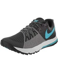 Nike  s Air Zoom Wildhorse 4 Trail Running Shoes in Blue for Men - Lyst a5e6687f9