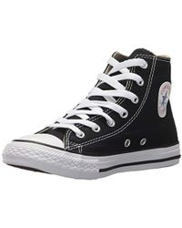 Converse - Youths Chuck Taylor All Star Hi - Sneakers Basses - Mixte - Lyst