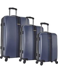 Nine West - Ninewest 3 Piece Hardside Spinner Luggage Set - Lyst