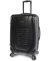 """Perry Ellis - Bauer 21"""" Hardside Carry-on Spinner Luggage - Lyst"""
