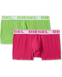 DIESEL - Umbx-shawntwopack Boxer Shorts (pack Of 2) - Lyst