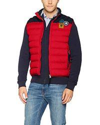 Napapijri - Articage Vest Outdoor Gilet - Lyst