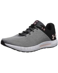 Under Armour - Ua W Micro G Pursuit Competition Running Shoes - Lyst