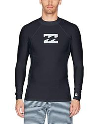 Billabong - All Day Wave Performance Fit Long Sleeve - Lyst