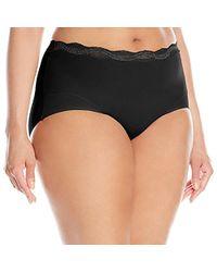 Natori - Pure Allure Girl Brief Panty - Lyst