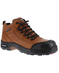 Reebok Rb444 Waterproof Safety Boots Sport Trainer Shoes