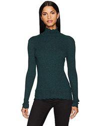Vero Moda - Cypress Long Sleeve High Neck Sweater - Lyst