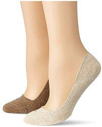 Calvin Klein - Hailey Ankle Socks, 5 Den Pack Of 2 - Lyst