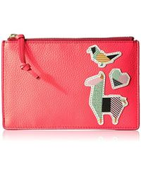 Fossil - Rfid Small Pouch - Lyst