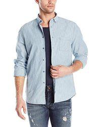 Alternative Apparel - Stripe Industry Shirt - Lyst
