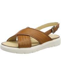 Geox - D Amalitha B Open Toe Sandals - Lyst