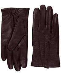 French Connection - Verla Pin Tuck Glove - Lyst