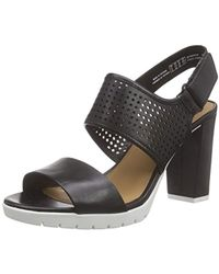 Clarks - Pastina Malory, 's Sling Back Court Shoes - Lyst