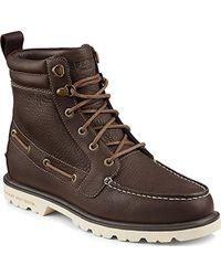 Sperry Top-Sider - Men's Ao Lug Weatherproof Boot - Lyst