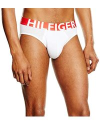 ad4bc53c4c9 Tommy Hilfiger Hilfiger Bold Force Stretch Boxer Brief in Red for ...