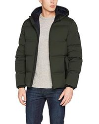 Tommy Hilfiger - Maddy Hdd Down Bomber Jacket - Lyst