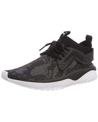 cf8a3e425b96 Puma Unisex Adults  Tsugi Cage Trainers in Black for Men - Lyst