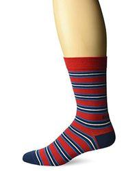 DIESEL - Skm-ray, Red Stripe, Sock Size:10-13/shoe Size: 6-12 - Lyst