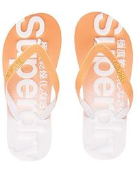 Superdry - Faded Flip Flop, 's Bathing Sandals - Lyst