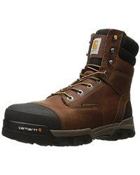 "Carhartt - 8"" Energy Waterproof Composite Toe Cme8355 Industrial Boot - Lyst"