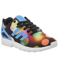 new style 33c2b 07cd3 adidas - Flux, Trainers - Lyst