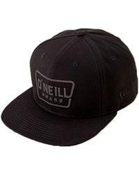 O'neill Sportswear - Emporium Hat - Lyst