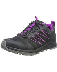 The North Face - W Litewave Fastpack Ii Gtx Low Rise Hiking Boots - Lyst