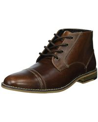 Kenneth Cole Reaction - Kirve Chukka Boot - Lyst